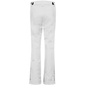 Maier Sports Ronka Pantalones de esquí Stretch mTex Mujer, blanco